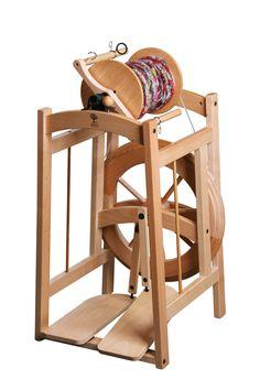 ashford handicrafts - country spinner 2