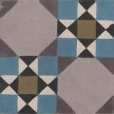 Moroccan Encaustic Cement Pattern 08a | £ 2.86 | Moroccan Encaustic Cement Pattern Tiles | Best Tile UK | Moroccan Tiles | Cement Tiles | Encaustic Tiles | Metro Subway Tiles | Terracotta Tiles | Victorian Tiles