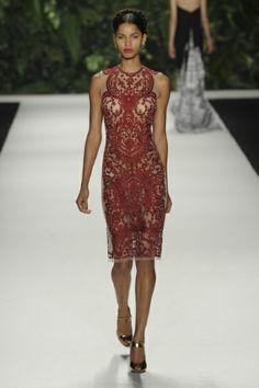 Sfilata Naeem Khan New York - Collezioni Primavera Estate 2014 - Vogue