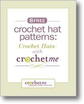 Free eBooks from Crochet Me