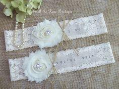 Burlap Garter Set , I Do ,You're Next -Wedding Garter Set,Rustic Wedding Garter Set,Keepsake & Toss garter Set by smelltheroseboutique on Etsy https://www.etsy.com/listing/233525439/burlap-garter-set-i-do-youre-next