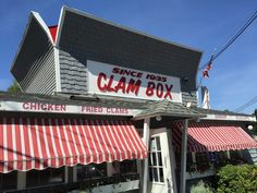 A visit to this clam shack needs to be on every Bay Stater's bucket list.