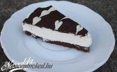 Fehér csokis sajttorta – A sütés nélküli csoda recept fotóval Tiramisu, Pie, Ethnic Recipes, Food, Cakes, Torte, Cake, Fruit Pie, Eten