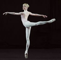 "ballerinaoftheopera: "" Sarah Lamb for Bloch """