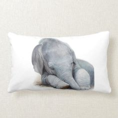 Cute Elephant Watercolor Art Kids Throw Pillow baby fathers day gift, ideas for fathers day, mother gifts diy Baby Fathers Day Gift, Diy Birthday Gifts For Dad, Easy Fathers Day Craft, Funny Fathers Day Gifts, Grandpa Gifts, Dad Birthday, Kids Pillows, Animal Pillows, Throw Pillows