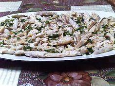 Cefalo lessato con salsa Salmoriglio (Sammurigghiu) | Ricette di cucina - Ricette illustrate con foto passo passo - Cucinare Oggi
