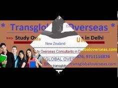 Study Overseas Consultants in Delhi, Abroad Education Consultants for Ne...
