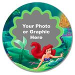 Little Mermaid Plate 1 (Personalized)