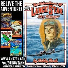 Relive the adventure! The Adventures of Lance Star Volume One by Bobby Nash is now on sale! https://www.amazon.com/dp/B01N8VOANK via Amazon
