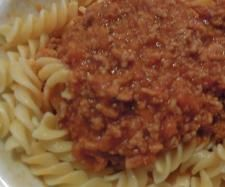 Rezept Nudelsoße Bolognese/Sauce Bolognese - einfach lecker wie vom Herd von Stefan73 - Rezept der Kategorie Hauptgerichte mit Fleisch