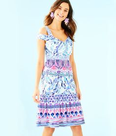 80afbbab0c46 Iva Midi Dress | 000923 | Lilly Pulitzer