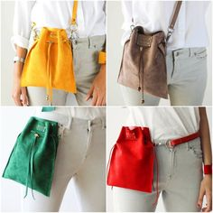 8294b72a0e2 Crossbody Leather Bags Soft Leather Bags Crossbody Purse