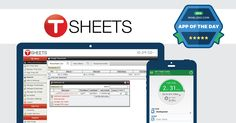 TSheets.com - Time Tracking and employee management solution that your workers will love to use. Works with Intuit QuickBooks, ZenPayroll, and more to track time and manage your employees and business expenses. #AppoftheDay