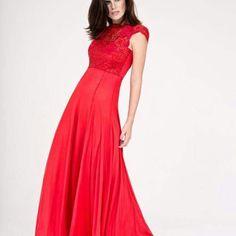 Vestido Sisy! Formal Dresses, Red, Fashion, Vestidos, Noblesse, Dresses For Formal, Moda, Formal Gowns, Fashion Styles