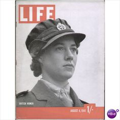 US MAGAZINE LIFE AUG 4 1941 Tilleys of Sheffield