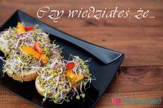 Czy wiedziałeś, że kiełki rzodkiewki obfitują w błonnik i kwasy tłuszczowe omega-3? www.fitlinefood.com