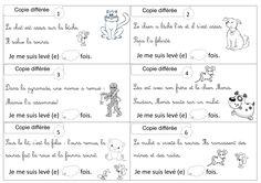 La domrod classe CP - Apprendre pour être libre Cursive, Sheet Music, Cycle 2, Bullet Journal, Classroom, School, Recherche Google, Montessori, France