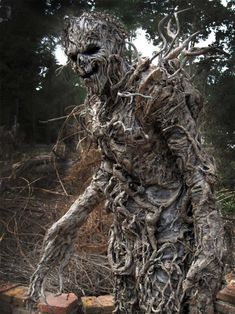 Image result for scarecrow monster