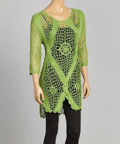 You are too sexy with using cover-ups as a  fashion and travel trend! Multiple events with this see-through Green Sheer Crochet Tunic. Stay warm on a chilly cruise ship, add to your evening dining! Cruise and travel planner PJ say.  http://www.wildsidedestinations.com/cruises/default.asp?sid=34383&pid=55042 #alltravelersallowed