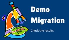 How to Check Demo Migration Results