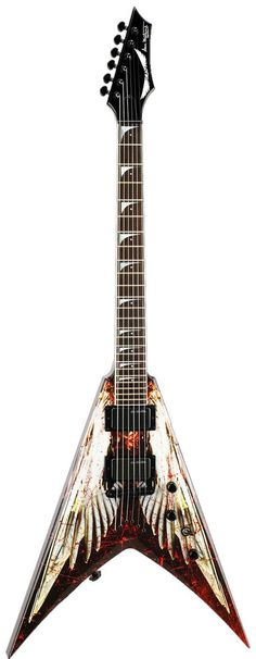Dean Dave Mustaine VMNT Angel Of Death Electric Guitar