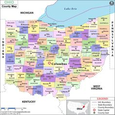68 Best County Map images