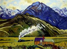 Discover the value of your art. Our database has art auction market prices for Rita Angus, New Zealand and other Australian and New Zealand artists covering the last 40 years sales. Oriental, New Zealand Landscape, New Zealand Art, Nz Art, Canadian Painters, Australian Art, Contemporary Artwork, Art Auction, Figure Painting