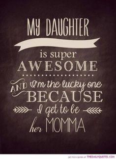 Dit is waar, blij dat ik hun mama mag zijn.