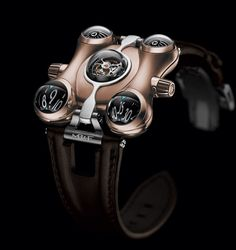 MB&F HM6 RT (Horological Machine N.6) | Time and Watches
