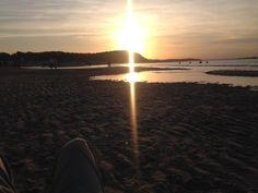 Crane Beach sunset