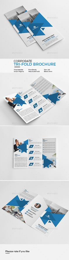 Medical Dental Trifold Brochure Template Brochure template - medical brochure template