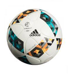 Adidas lança última bola da marca que será usada no Campeonato Francês