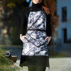 Silvergreen Apron by Valhalla Factory designed in Estonia #MONOQI