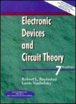 Electronic Devices and Circuit Theory Free Science and engineering ebook download
