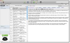 How to Use Evernote If You Are a Speaker or Writer I have been using Evernote for a couple of years now. I use it to manage meeting notes, store blogging ideas, and file interesting articles I read on the Web. I have recently begun using it to manage my speaking illustrations, quotes, jokes, etc.