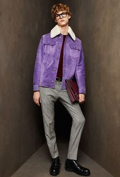 Bally Thinks Opulent for Eclectic Fall Collection