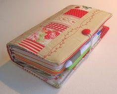 A Palette Full of Blessings: DIY Fabric Dori