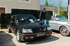 Peugeot 309 Gti, Peugeot France, Auto Retro, Belle Photo, Classic Cars, Automobile, Vehicles, Bb, French
