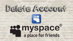 How to delete Myspace account #howtocreator #video #youtube #music #mp3 #myspace #device #tutorial #tips #tutorial #tech