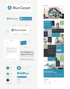 Stijl-ontwerp, Blue Carpet, 2014