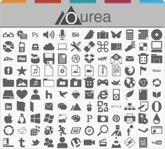 Ourea Icon Pack - 122 Icons Download link: http://www.iconspedia.com/pack/ourea-icons-4253/
