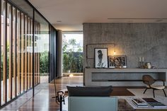 Galeria de Casa Bravos / Jobim Carlevaro Arquitetos - 2