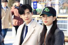 Lee jong suk ❤❤ while you were sleeping drama ^^ Kim Yoo Jung, Lee Jung Suk, Shin Se Kyung, Park Bo Young, Yoo Seung Ho, Kdrama, Korean Celebrities, Korean Actors, Korean Dramas