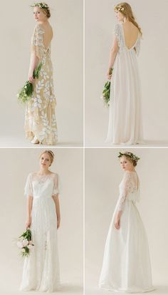 dreamy Rue de Seine #wedding gowns