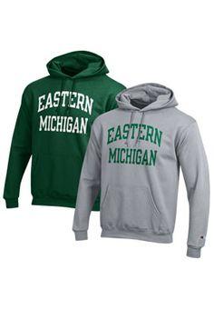 Eastern Michigan University Hooded Sweatshirt