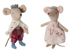 """Our Holiday Tradition: """"December Mice"""""""