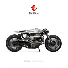 Barbara Custom Motorcycles - Photoshop Preparations