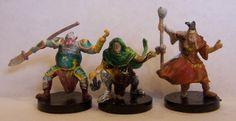 Brendan's Art Studio: Descent: Journey into the Dark painted figurines 4 The Darkest, Journey, Studio, Painting, Home Decor, Art, Fantasy World, Monsters, Voyage