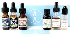 Craft Vapery: Vaping Subscription Service  E-Liquid Review