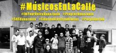 Cresta Metálica Producciones » Activados los #MúsicosEnLaCalle en Venezuela!!